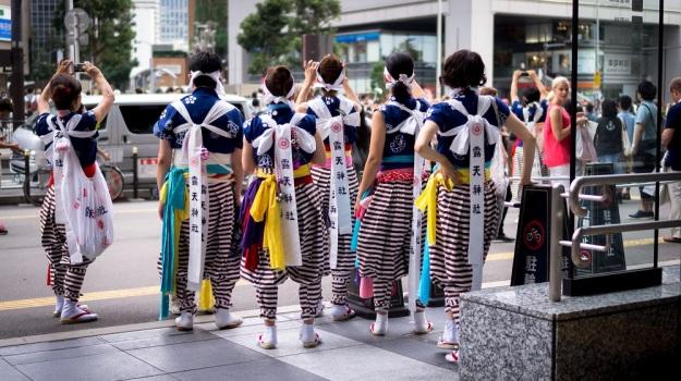 matsuri Japon