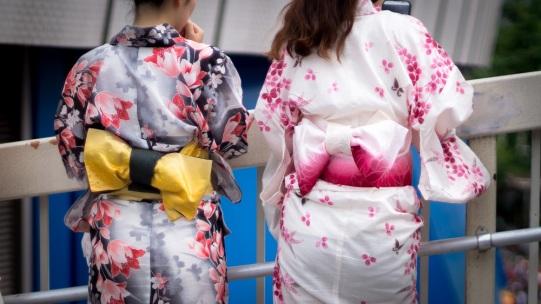 matsuri Japon yukata kimono