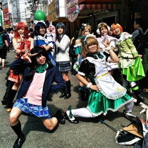 cosplay Japon~2