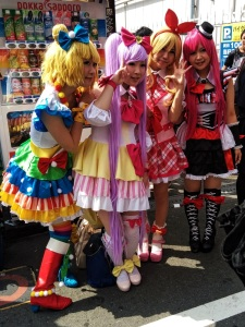 cosplay Japon