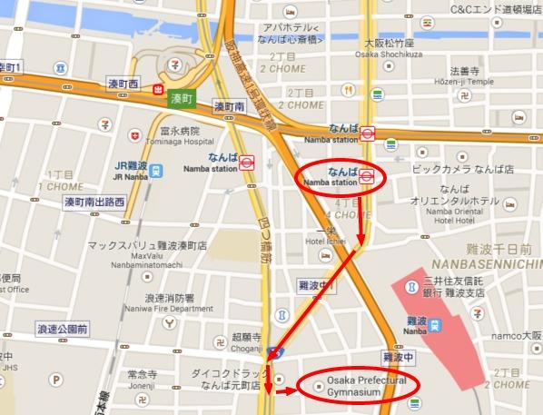 sumo map