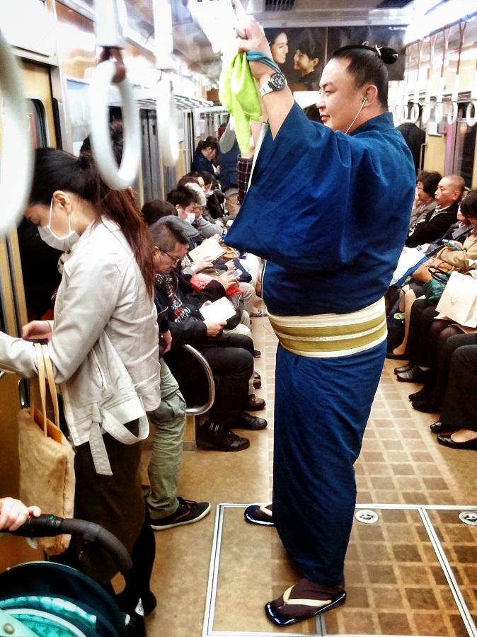 Japon sumo