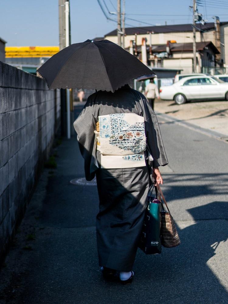 printemps kimono