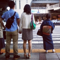 rue kimono