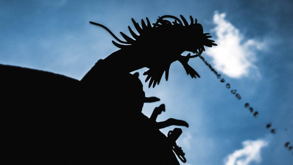 Minoh Osaka japon dragon