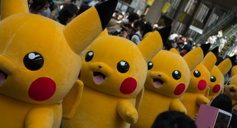 Pokemon Japon Osaka