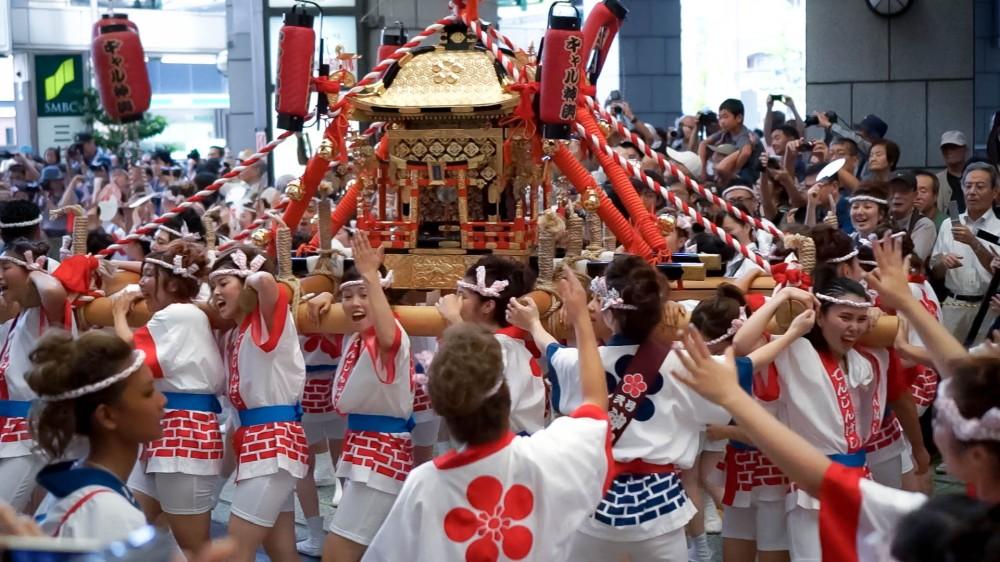 Mikoshi 12 Osaka