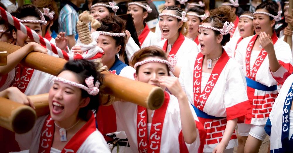 Mikoshi 13 Osaka