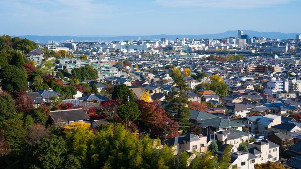 Osaka - Le Japon est il-beau ?